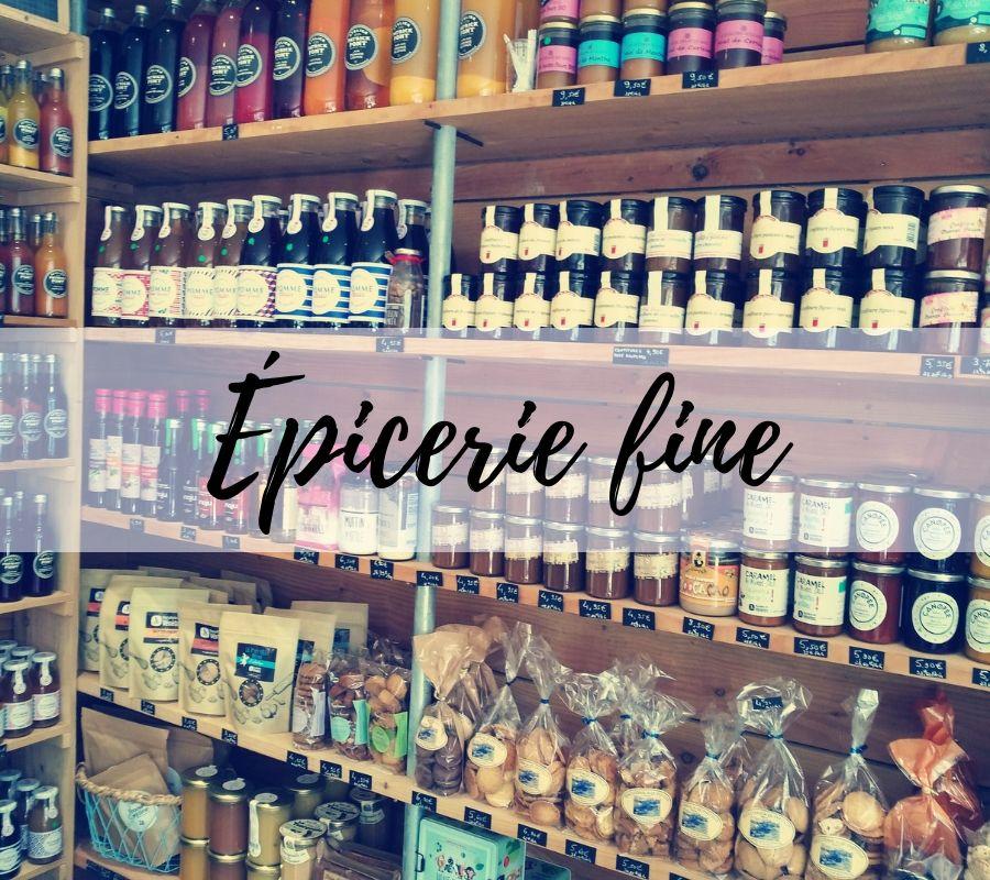 Épicerie_fine_Saint_Lo_Normandie_Manche_Le_choix_de_la_reine